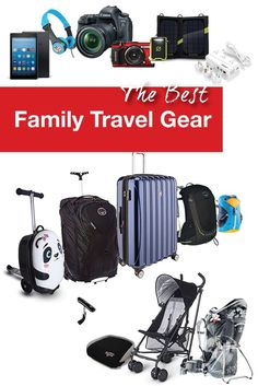 Best Family Travel Gear   Looking for ideas on what to pack for your next  family 36eb133b19