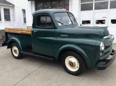 1950 Dodge B 5window Pickup, All Original,