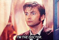 No matter who is the current Time Lord...you will always be THE Doctor.