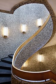 Steairs Wall Lights, Stairs, Lighting, Home Decor, Ladders, Homemade Home Decor, Appliques, Stairway, Staircases