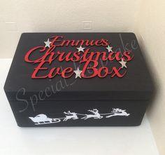 Personalised Christmas Eve box   Www.facebook.com/SpecialKeepsake