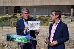 """El PP inicia la campaña """"Domicilio a domicilio"""" denostando a la Junta de Andalucía"""
