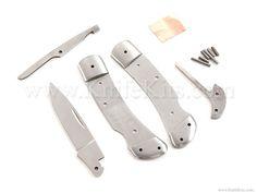 *Western Gentleman - Lockback - Knife Parts Kit