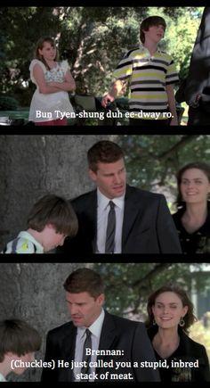 Brennan understanding Chinese