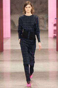 Guarda la sfilata di moda Tibi a New York e scopri la collezione di abiti e accessori per la stagione Collezioni Autunno Inverno 2017-18.