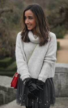 Chunky Sweater | BeSugarandSpice - Fashion Blog