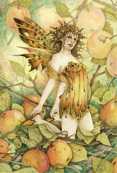 Apples  Linda Ravenscroft