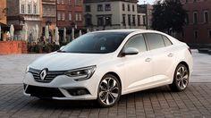 Dòng xe hạng C Renault Megane 2017 phiên bản sedan hoàn toàn mới của thương hiệu xe Pháp sẽ là đối thủ nặng ký của Mazda 3, Toyota Altis trong thời gian đến.