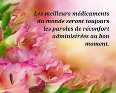 Nirvana-Santé Positive Life, Positive Attitude, Message Positif, Plus Belle Citation, French Quotes, Love Deeply, Spiritual Inspiration, Positive Affirmations, Encouragement