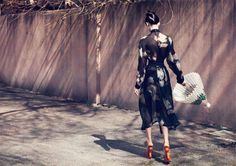 Urban Geisha Fashion : ELLE Vietnam May 2013