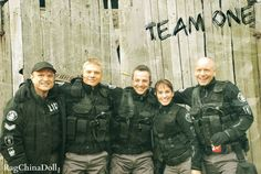 Flashpoint cast - Team One