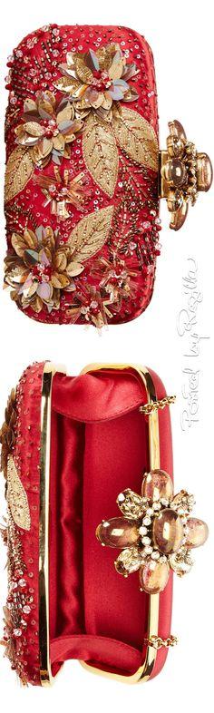 Fashion Accessories | Rosamaria G Frangini || Regilla | Oscar de la Renta | More