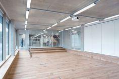 Former London shoe-polish factory is repurposed into RIBA award-winning charity offices!
