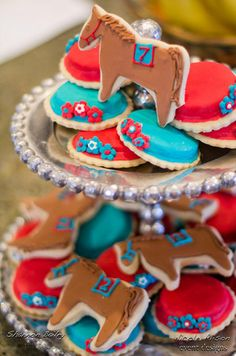 Kentucky Derby Party Cookies. Must have something for the kiddos.
