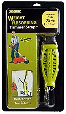 Amazon.com : Good Vibrations Zero Gravity - Universal Weight Absorbing String Trimmer Strap with Bungee PRO-X System & Deluxe Comfort Shoulder Pad - Reliefs Body Tensions & Stabilizes Trimmer for Maximum Control : Garden & Outdoor Best Vibrators, Lawn Care, Shoulder Pads, Outdoor Gardens, Zero, Amazon, Products, Amazons, Riding Habit