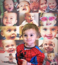 #HappyBirthdayRocktard June 2014, he's 4 already!