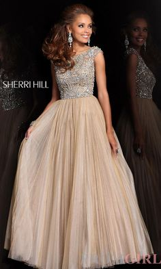 Sherri Hill Ball Gown 2984- maybe for the Governors ball next year?!