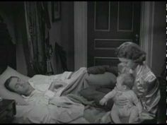 Another Thin Man (1939) - Nick and Nora playing with the baby