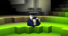 Diamond Cube World Seed