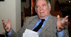 LO QUE FALTABA: Ahora Roy Chaderton asesora a la MUD – The Bosch's Blog