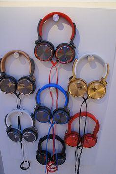 Sony X headphones - Sony #heaven Sony.com/WSU