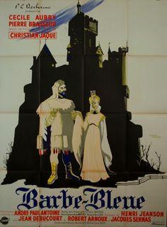 BARBE BLEUE ( Christian Jaque 1951) - CINEMA VINTAGE