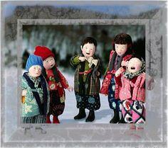Mieko Minazumi's doll