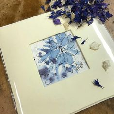 Hand painted Confetti Flower Field Greetings Cards by artist Hayley Reynolds. Designed and made exclusively for The Real Flower Petal Confetti Company! Real Flowers, Colorful Flowers, Beautiful Flowers, Popular Wedding Colors, Pen Design, Delphinium, Something Blue, Flower Petals, Confetti