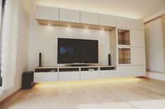 1 elk assembly agency wall mounted with ikea besta tv wall unit Ikea Living Room, Living Room Tv Wall, Trendy Living Rooms, Living Room Tv, Ikea Tv Wall Unit, Room Layout, Wall Unit, Ikea Wall, Living Room Storage