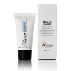 Baxter of California Under Eye Complex - EYE AND LIP CARE - MOISTURIZERS   THE MOTLEY