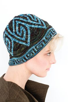 Ravelry: #28 Double-Knit Beanie pattern by Alasdair Post-Quinn