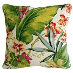 Tommy Bahama Paradise Cushion                                                                                                                                                                                 Más                                                                                                                                                                                 More