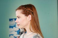 Julia Petit #braid #franja