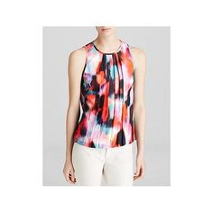 #covetmeFrench Connection Top - Miami Graffiti Pleat #top #frenchconnection #women #covetme