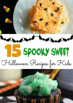 15 Spooky Sweet Halloween Party Recipes for Kids