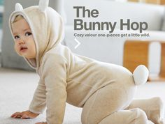 baby gap bunny.