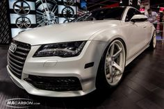 #Audi S7