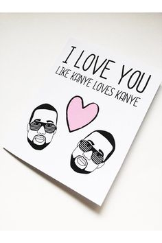 7 Funny Greeting Cards That Say It Better Than Us #refinery29  http://www.refinery29.com/funny-greeting-cards#slide5  The ultimate declaration of devotion.