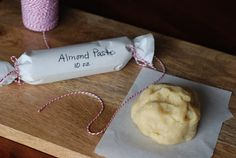 My Favorite Almond Paste