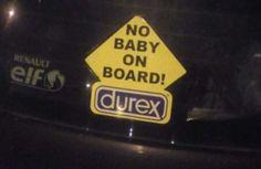 La campagna pubblicitaria di Durex
