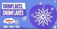 Snowflakes Snowflakes Song Lyrics | Winter Song for Kids | Snowflakes Fa...