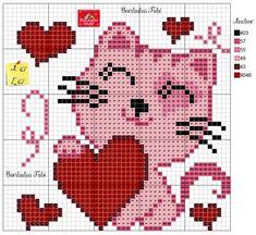Cross Stitch Alphabet Patterns, Cross Stitch Owl, Cross Stitch Cards, Cross Stitch Fabric, Cross Stitch Animals, Cross Stitching, Cross Stitch Embroidery, Crochet C2c Pattern, Pixel Crochet Blanket