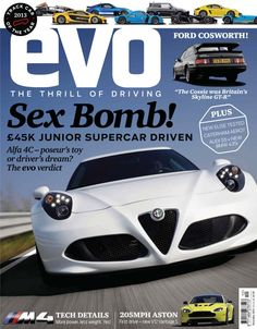 Evo  Magazine - Buy, Subscribe, Download and Read Evo on your iPad, iPhone, iPod Touch, Android and on the web only through Magzter