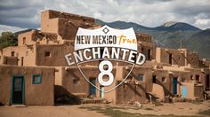 ROAD TRIP FOR TRUE ARCHITECTURE FANS- New Mexico's iconic adobe architecture has remained largely unchanged for centuries, and is showcased in this trans-state tour that adds to the historic sights with innovative, new-age structures. Marvel at the 1,000-year-old Taos Pueblo, a living Native American community and UNESCO World Heritage Site. Peek behind the curtain at Los Alamos, touring headquarters for the World War II-era secret mission to build the first nuclear weapons.