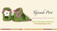 Resultado de imagen para alpargatas tejidas a crochet explicación para niñas