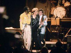 Chuck Berry ♡ Etta James ♡  Keith Richards ♡