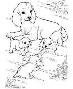 Desenhos para Colorir: Mais Animais da Fazenda