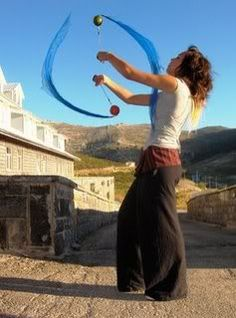 Spin Poi with tails! I need to add some tails to my sock poi! Diy Poi, Fire Dancer, Let It Flow, Street Performance, Flow Arts, Upload Pictures, Belly Dancers, Summer Aesthetic, No Equipment Workout