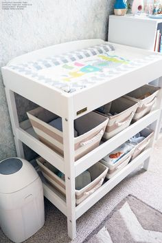George's Nursery // Beauty and the Chic