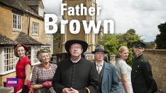 """""""Father Brown"""" - 5 Seasons (2017) :: Via New On Netflix USA    A modest, compassionate priest doubles as an effective crime solver in this series based on the short stories by G.K. Chesterton."""